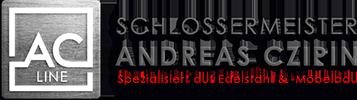 AC-Line, Schlossermeister Andreas Czipin